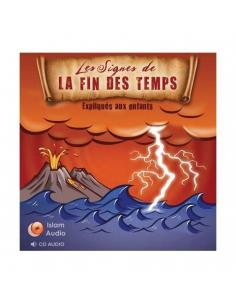 Les signes de la fin des temps expliqués aux enfants (CD AUDIO)