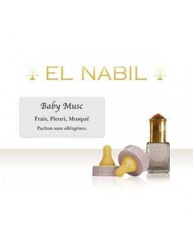 Parfum Baby Musc El Nabil pour bébé