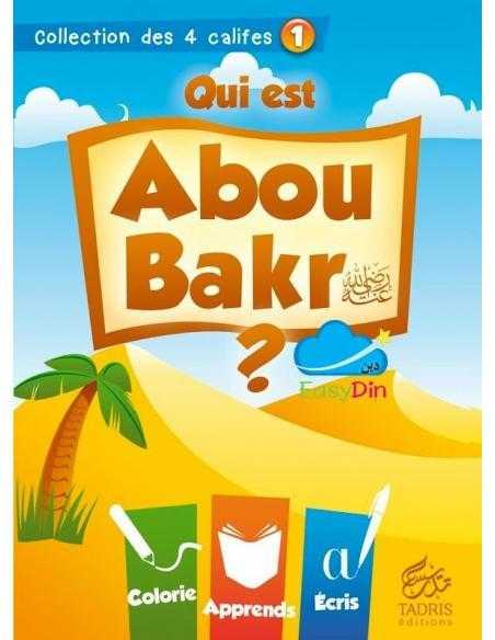 Coloriage: Qui est Abou bakr ?