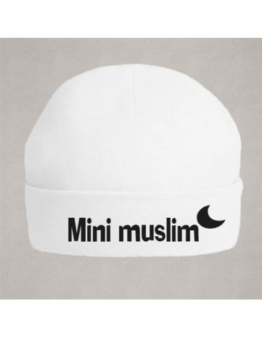 Bonnet mini muslim