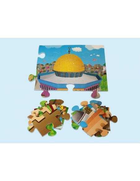 Mon premier puzzle mosquées