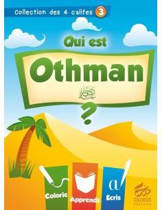 Coloriage: Qui est Othman?
