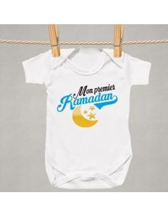 Body bébé Mon premier Ramadan