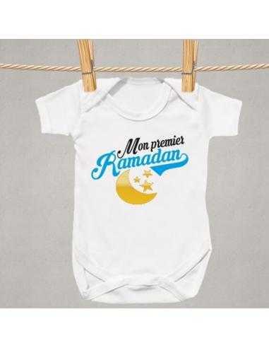 "Body bébé ""Mon premier Ramadan"""