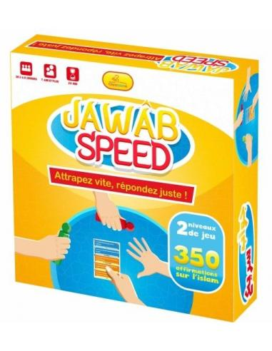 Jawab Speed - Jeu de société islamique