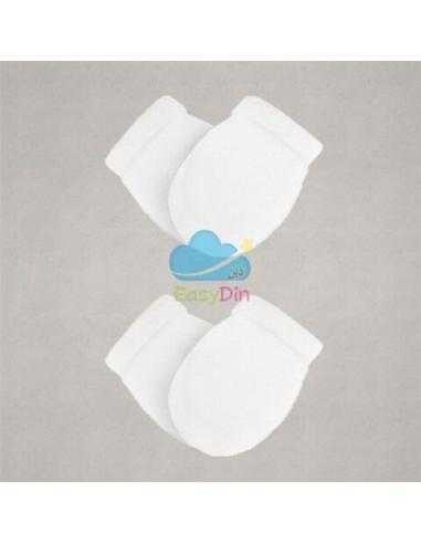 Moufles anti-griffures pour bébé