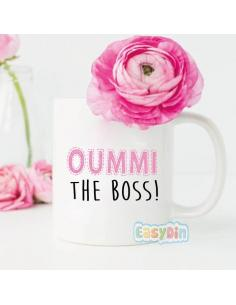 "Mug ""Oummi, The Boss"""