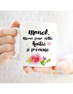 """Mug """"Amitié Soeurs Fillah"""""""