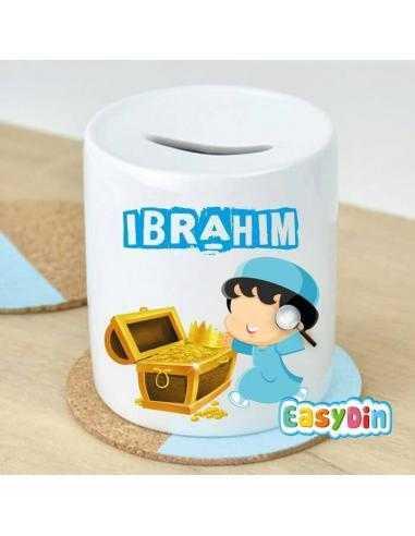Tirelire Petit Muslim trésor