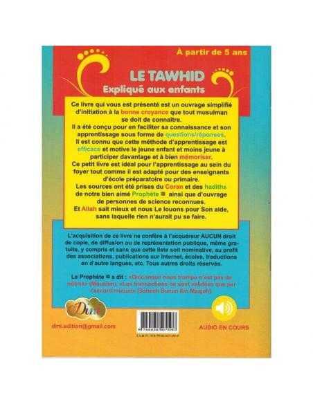 livre Le Tawhid expliqué aux enfants Questions & réponses Ar/FR