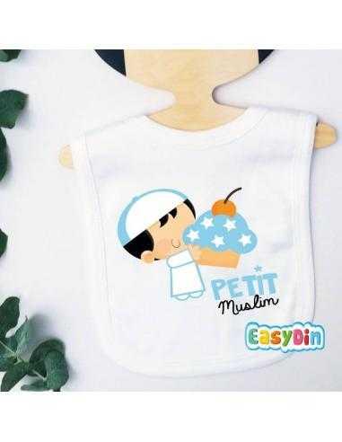 "Bavoir bébé ""Petit muslim"""