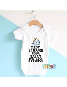 "Body bebe "" Réveil pour salât fajr"""