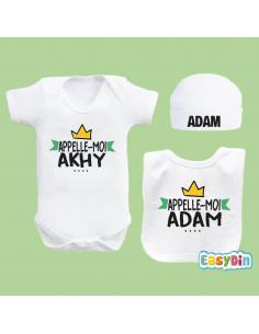"Kit naissance ""Appelle-moi akhy"""