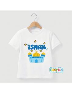 Tee shirt personnalisé masjid