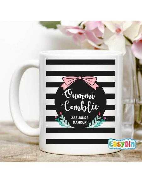 Mug Oummi personnalisable