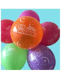Ballons Aid moubarak
