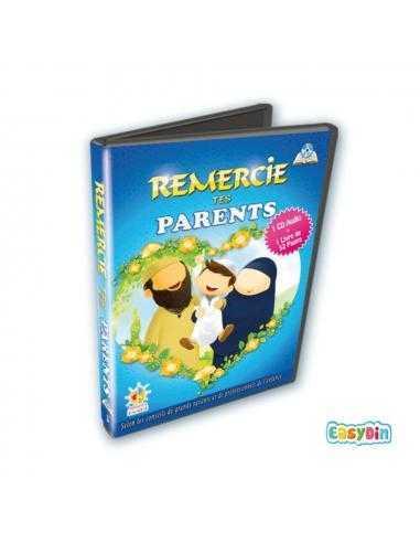 Coffret Remercie tes parents