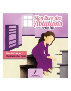 Livre d'ablutions - version fille