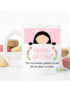 """Mug """"Maman gâteau"""""""