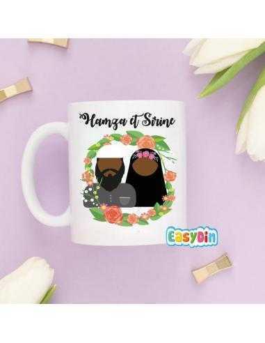 Mug personnalisé couple salafi minhaj