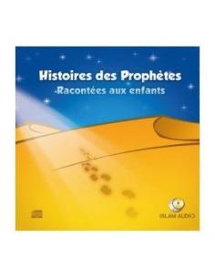 Histoires des prophètes racontées aux enfants (CD AUDIO) volume 1