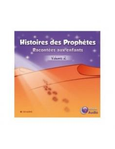 Histoires des prophètes racontées aux enfants (CD AUDIO)