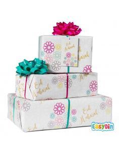 Emballage cadeaux Eid Mubarek