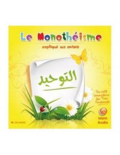 Le monothéisme expliqué aux enfants (CD AUDIO)