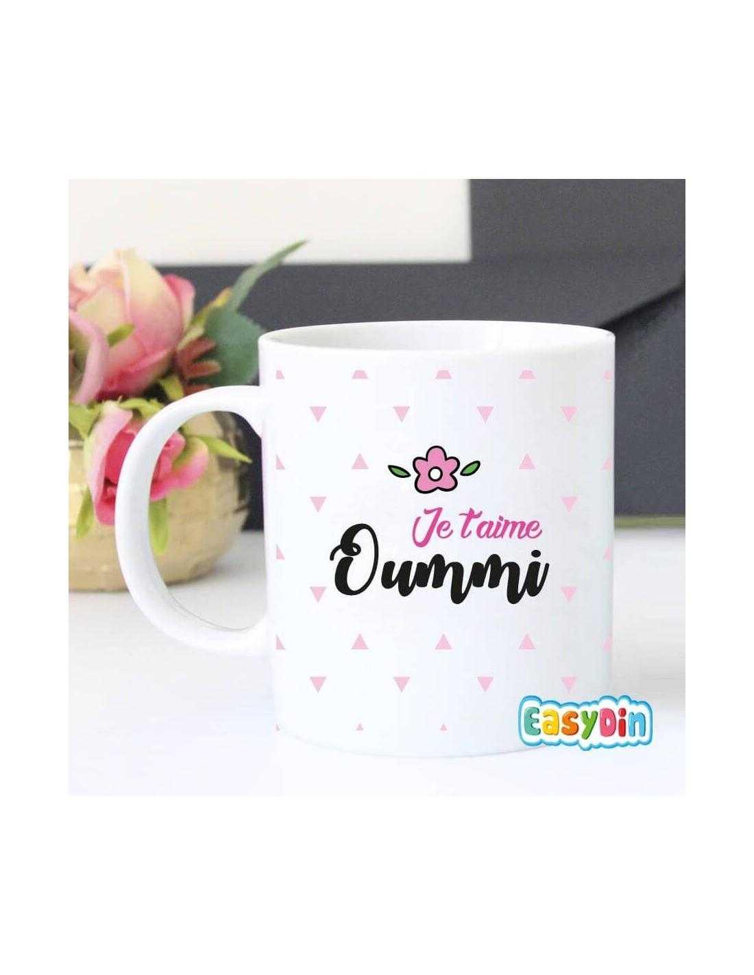 Mug Oummi Je t'aime
