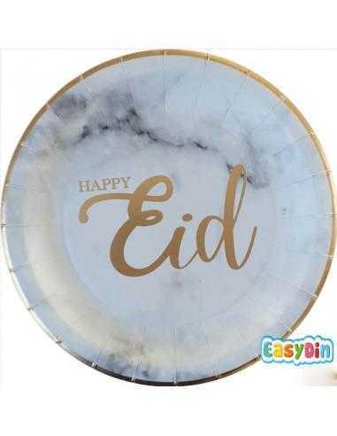 Assiette à dessert Happy Eid