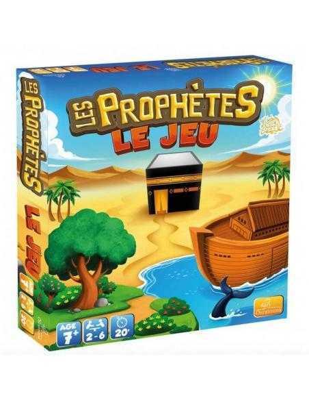 Les PROPHETES le JEU, 400 questions et Défis