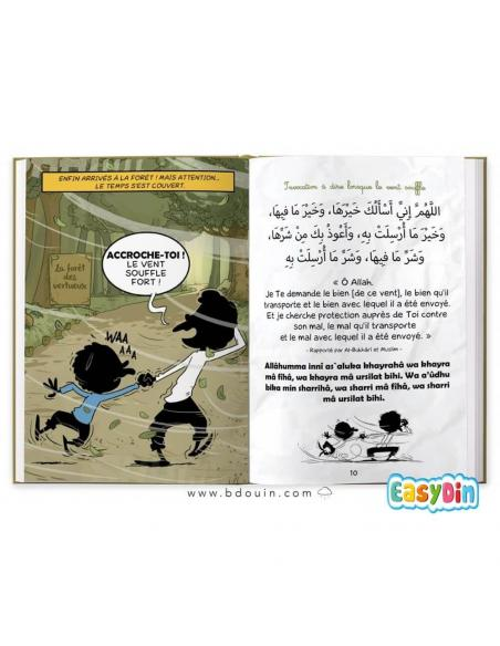 invocation La Citadelle du Petit Muslim