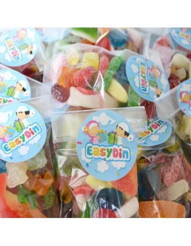 "Sachet de bonbons en vrac ""Eid Mubarek"""