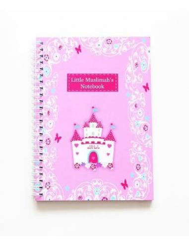 Cahier masha ALLAH little muslima's
