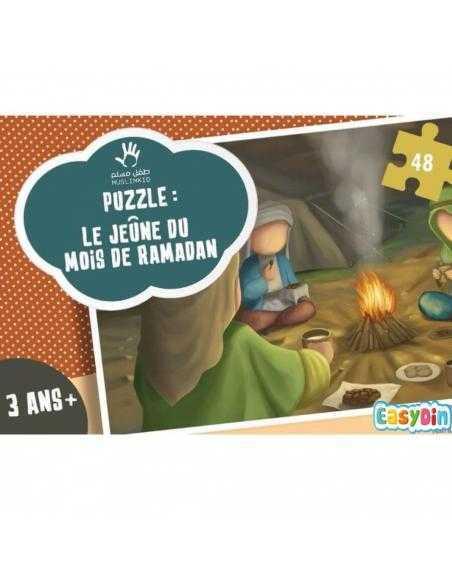 Puzzle sur le jeune du mois de Ramadan AS SIYAM