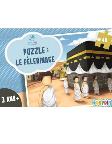 Puzzle sur le pèlerinage AL HAJJ