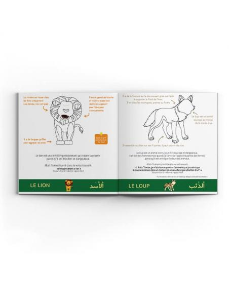 Livre Les animaux cités dans le Coran