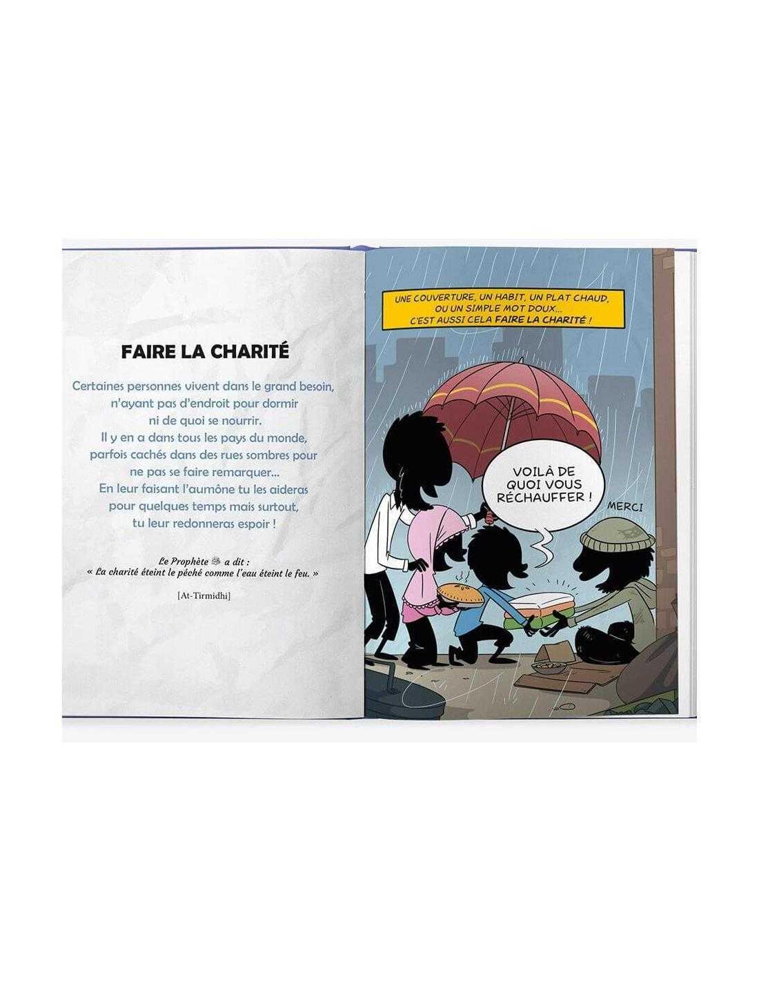 Le recueil des Bonnes Actions du petit musulman