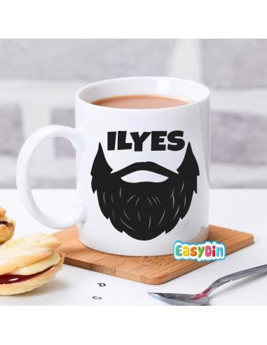 Mug barbe sounnah prenom