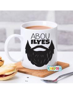 Mug abou barbe