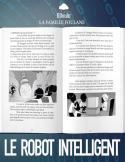 La famille Foulane tome 1- Livre Le Robot Intelligent
