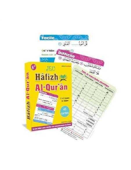 HAFIZH AL QURAN JEUX boutique de jouets pour musulman