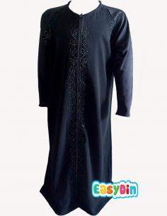 Abaya fille pas cher