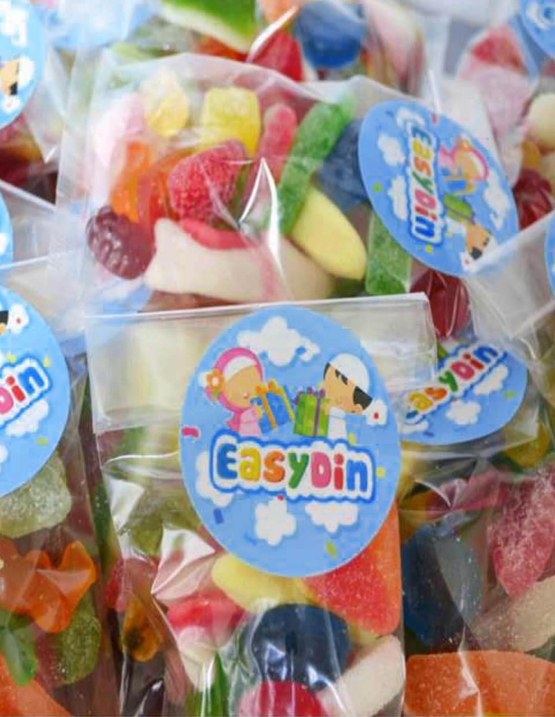 """Bonbons halal  """"Eid Mubarek"""""""