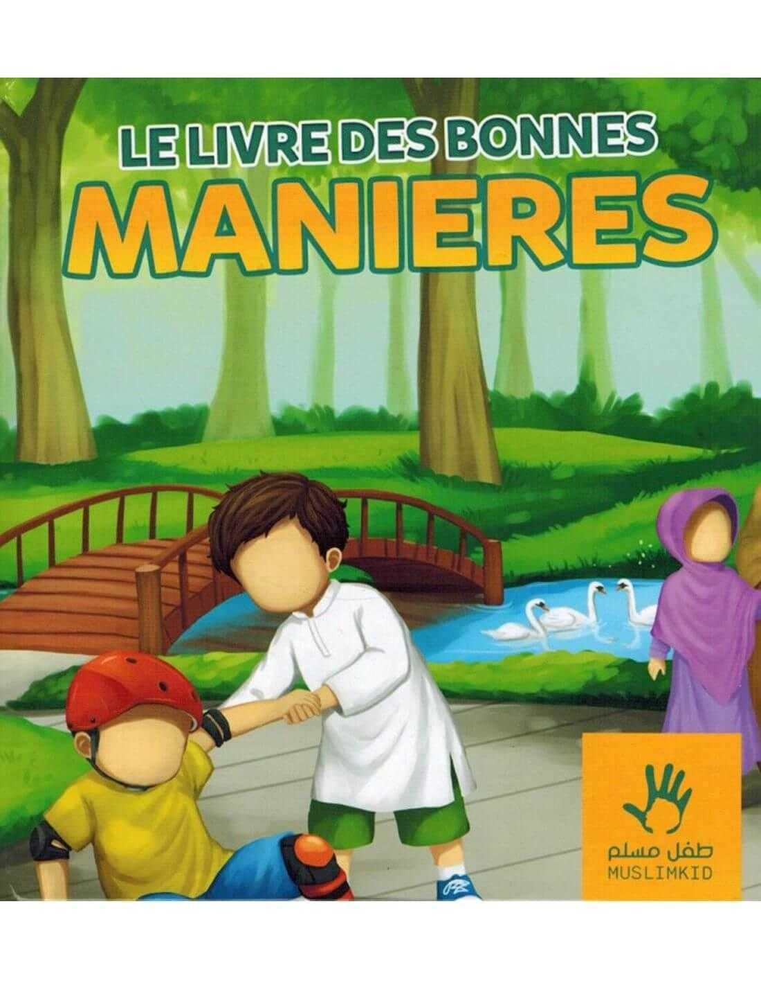 Le livre des bonnes manières muslim kids