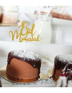 Piques à gâteau Eid Mubarak...