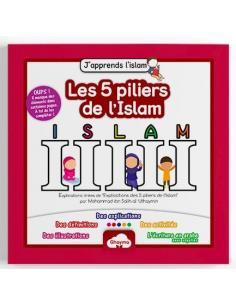 Livre les 5 piliers l'islam