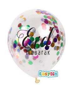 ballon confetti islam fête