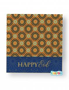 Happy Eid Serviette En Papier
