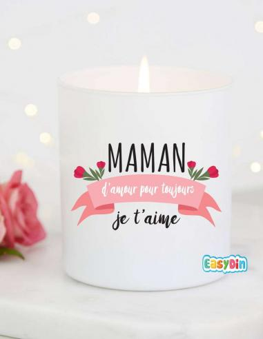 Bougie Maman Damour